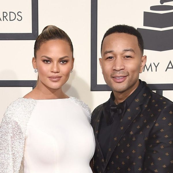Find Out Who Chrissy Teigen and John Legend's Baby Girl Looks Like