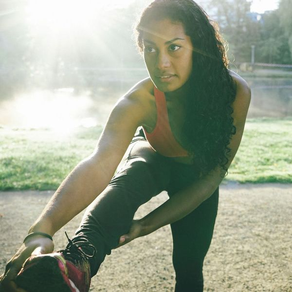 Newsflash: You're Probably Working Out Too Much