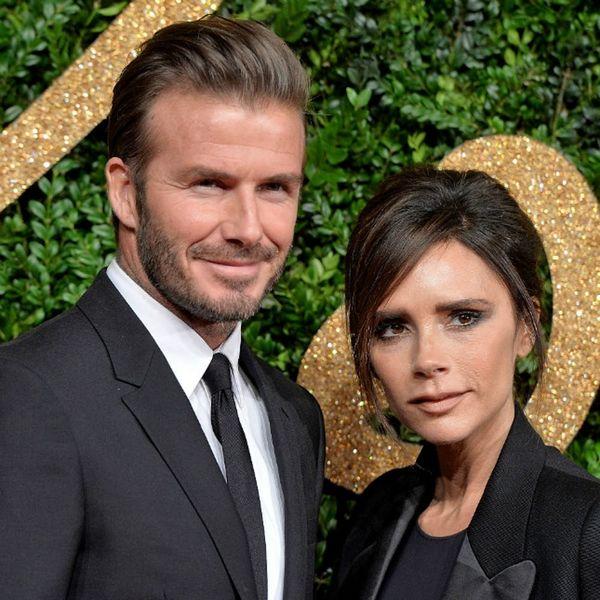 David Beckham's Sweet Birthday Message to Victoria Is Heartwarming AF