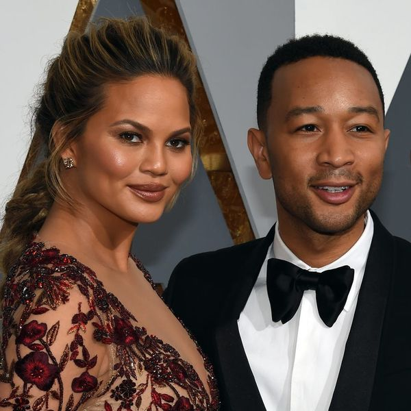 Chrissy Teigen Gives Birth to a Baby Girl and She Has THE Sweetest Name!