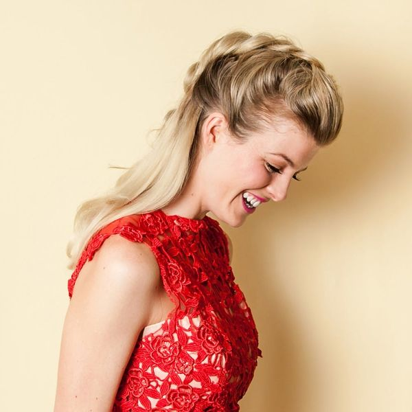 Master the Half-Mohawk Braid for Spring