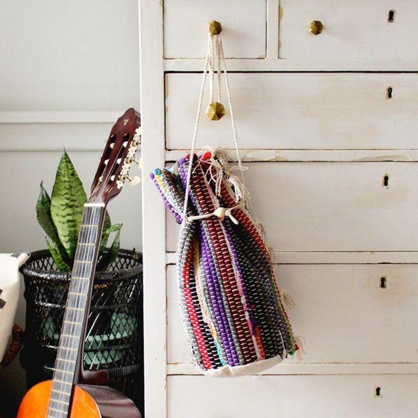 This DIY Boho Bucket Bag Is All You Need for Festival Season