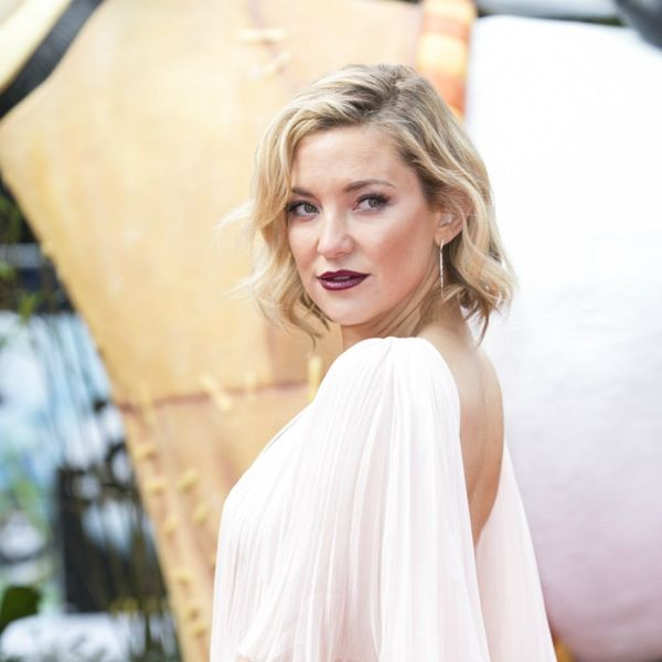 """Kate Hudson Dishes on Being a """"Wild Mom"""""""