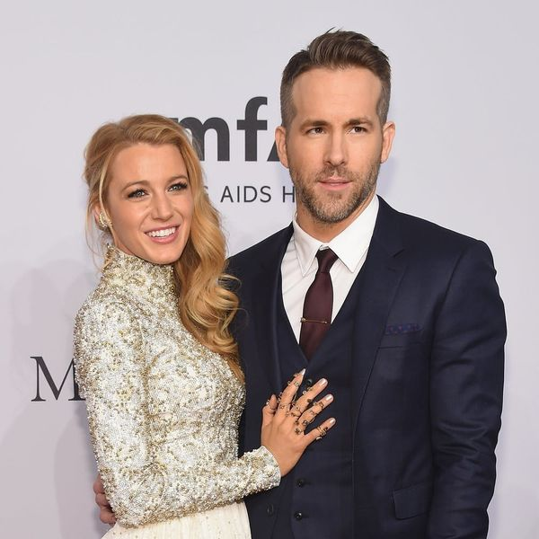 Blake Lively and Ryan Reynolds are (Reportedly) Expecting Baby #2