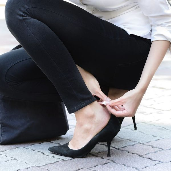 You're Doing It Wrong: The DIY Hack to Stop Blisters Forever