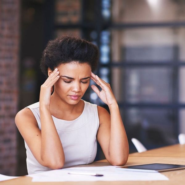 This Study Explains Why You're ALWAYS Stressed
