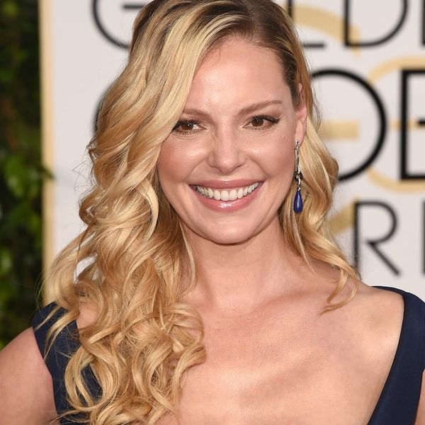 Katherine Heigl Just Got the Most Dramatic Haircut of the Year