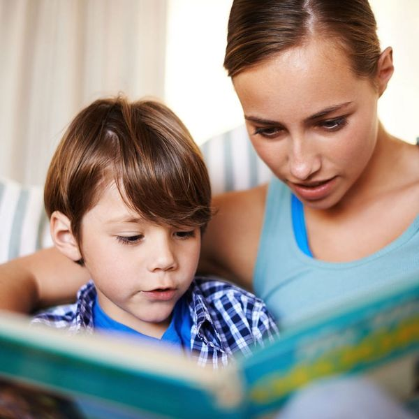 """This Is What Happens When You Read """"Girl"""" Books to Your Son"""