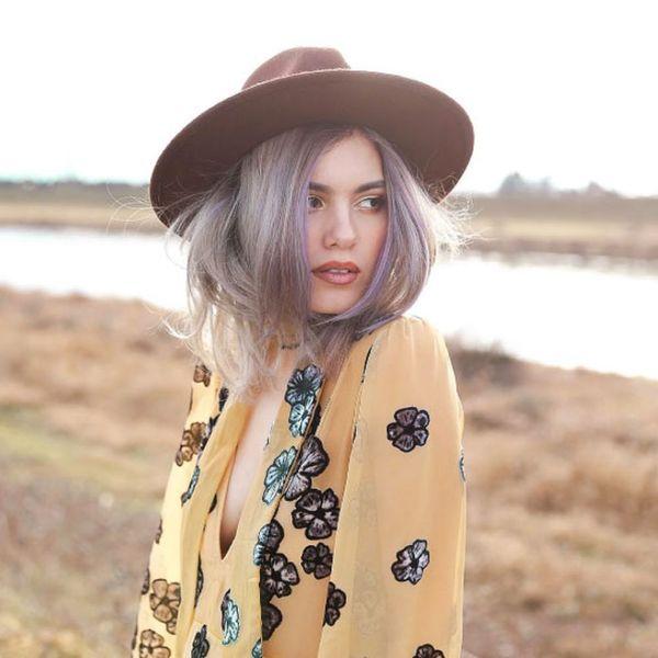 12 Ways to Rock Pastel + Gray Hair