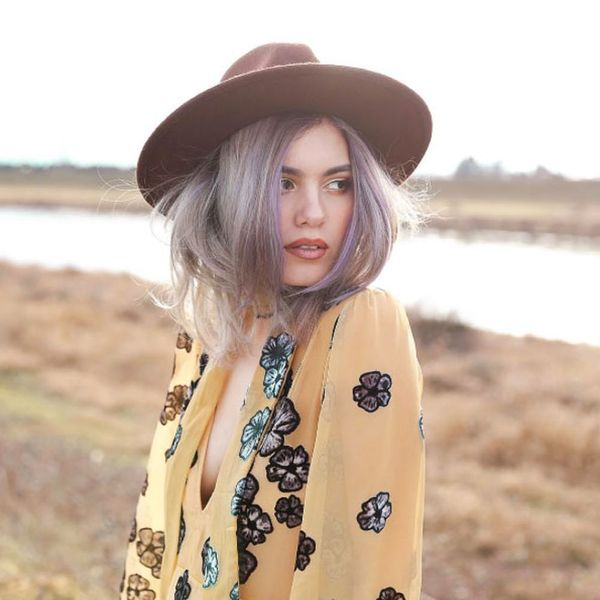 12 Ways to Rock Pastel + Gray Hair