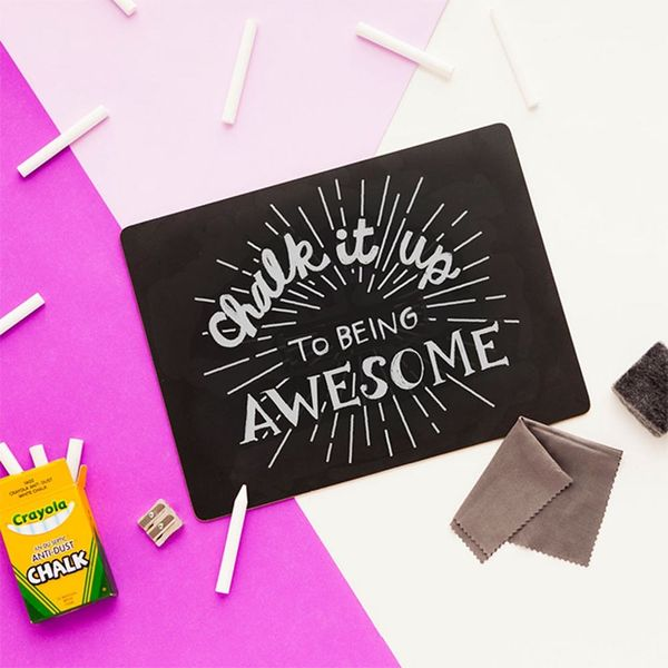 Learn How to Create Chalk Signage for Every Occasion