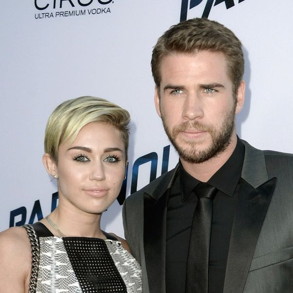 Proof That Miley Cyrus and Liam Hemsworth Are Definitely Back Together