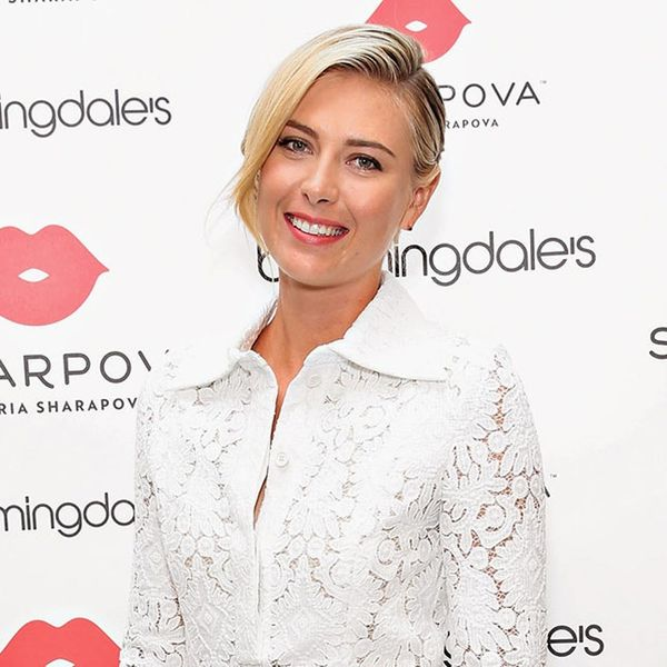 This Tennis Player's Trick to Faking a Pixie Cut Is Genius (+ SO Pretty)