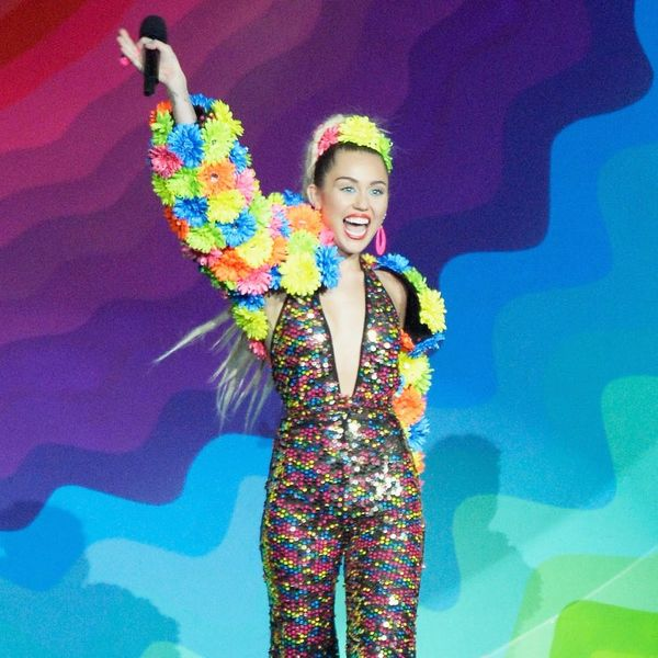 7 Ways to Turn Miley Cyrus' Craziest VMAs Looks into Your Halloween Costume