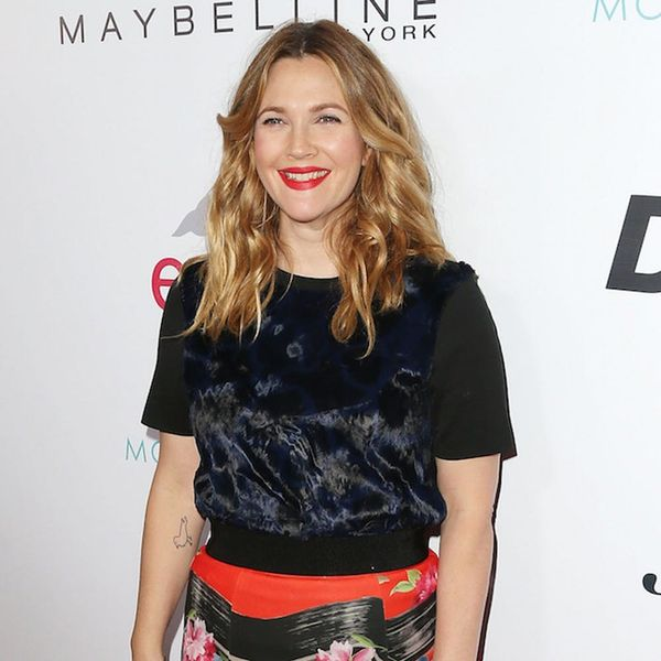 Drew Barrymore's Latest Instagram Is Every Makeup Lover's Dream