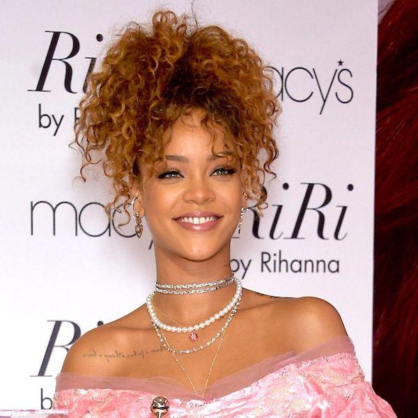 Best News Ever: Rihanna Is Releasing a Makeup Line
