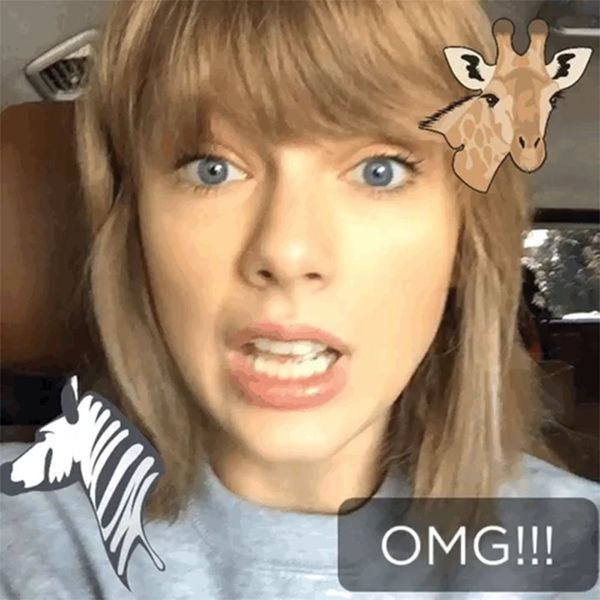 The Twitter Hack Taylor Swift Used to Post *Those* GIFs During the VMAs