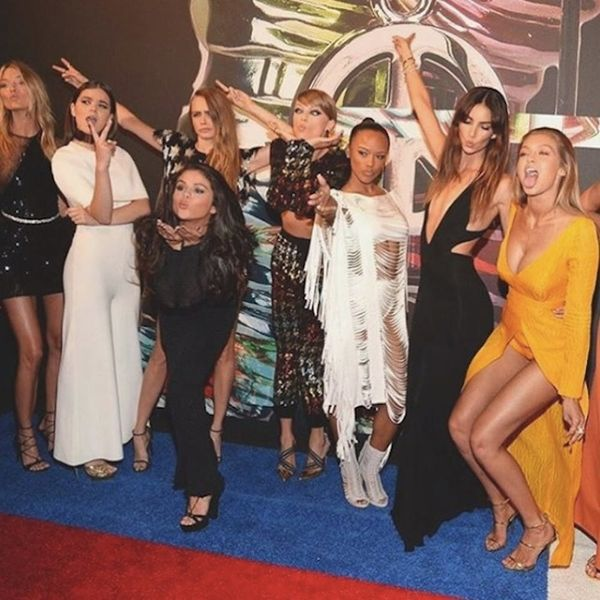 11 Behind-the-Scenes Instagrams That Sum Up the VMAs