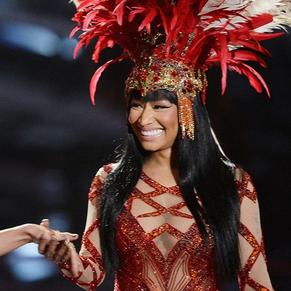 Taylor Swift and Nicki Minaj Made Up on Stage and It Was Magical