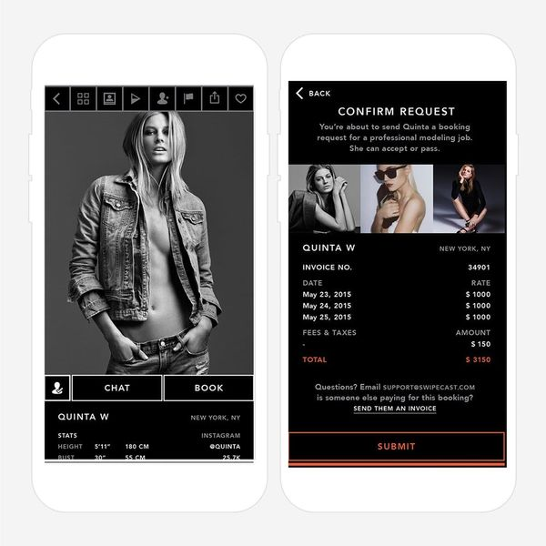 This New App Could Help You Become the Next Supermodel