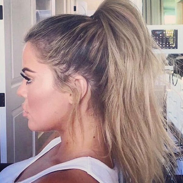 The Hottest Celebrity Hairstyle of the Summer Can be Done in 5 Minutes Flat