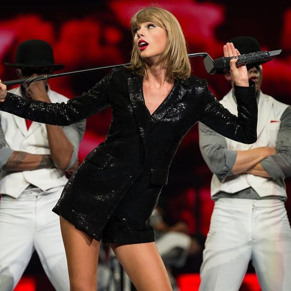 Here Is the OTHER Great Taylor Swift Moment That Happened Last Night
