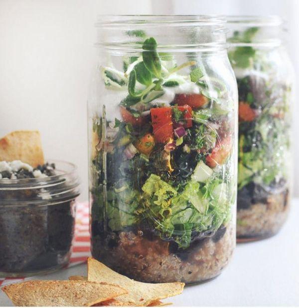9 Mason Jar Recipes That AREN'T Salad