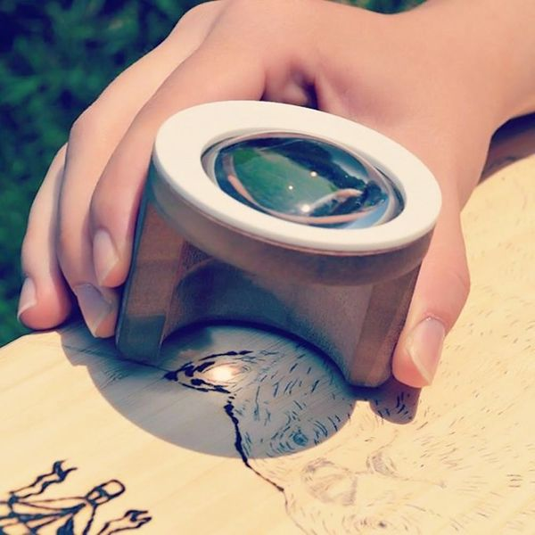 Use the Sun as Your Paintbrush With This Crazy Cool New Tool