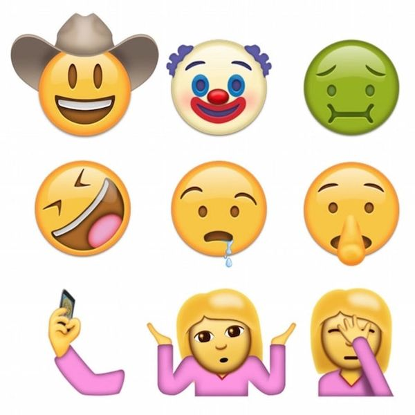 Preview the 38 New Emoji Coming to Your Phone