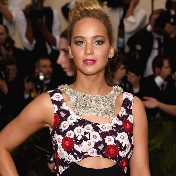Jennifer Lawrence Has Another Celebrity BFF We Didn't Know About