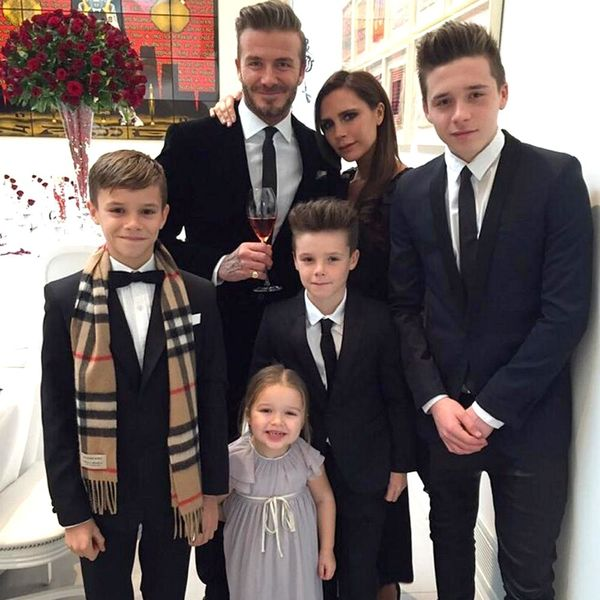 7 Times the Beckhams Inspired Your Next Family Fun Day