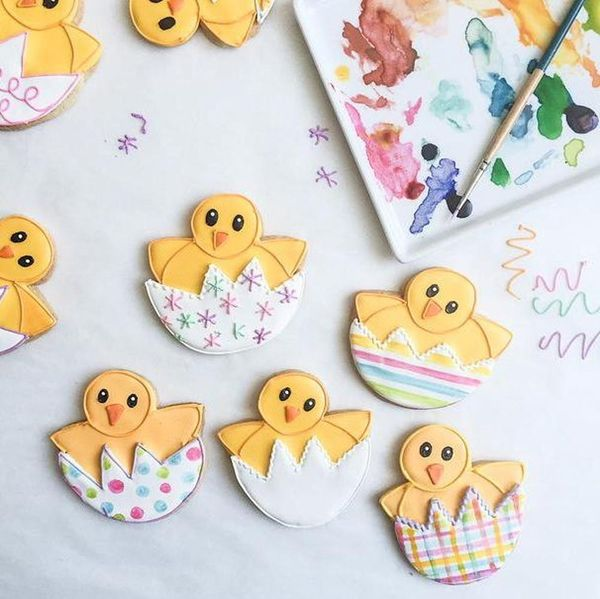 Here's the Easiest Way to Learn Some Pro Cookie Decorating Skills
