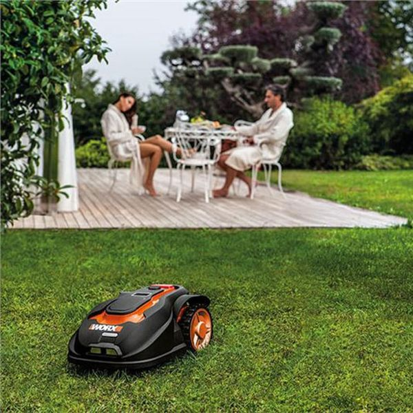 This Robot Is like Roomba for Your Lawn