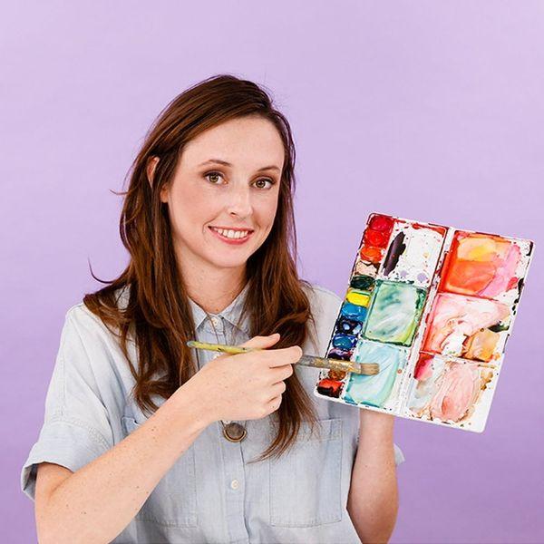 Get Schooled in the Art of Watercolor
