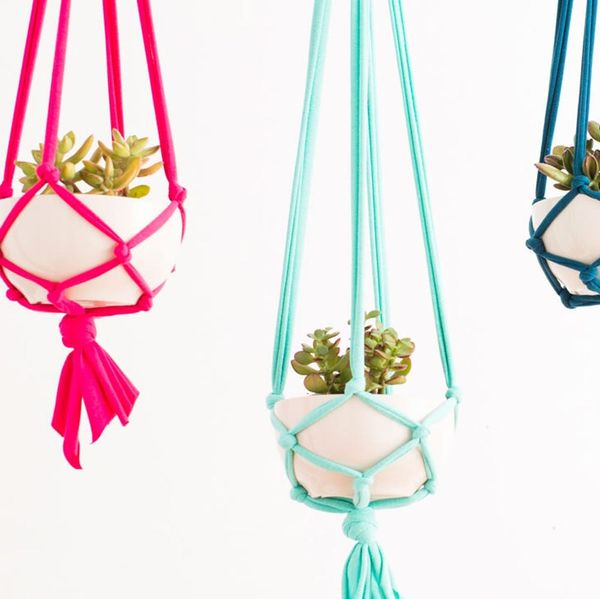 Want to Learn How to Macrame? There's a Class for That