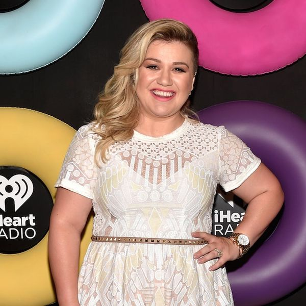 Kelly Clarkson Just Proved She's the BEST at Pregnancy Announcements
