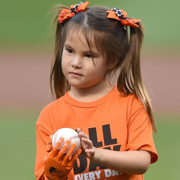 Why This Kid Will Inspire You to Throw like a Girl