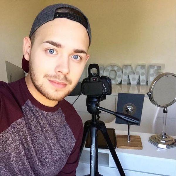 This Makeup Artist Transforms Men With No-Makeup Makeup