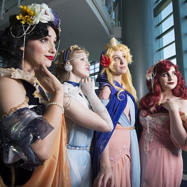 10 Crazy Disney Halloween Costumes to Copy From This Year's D23 Expo