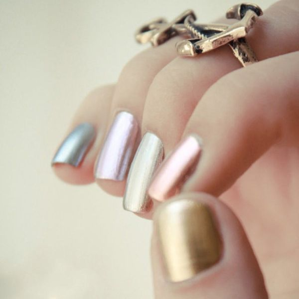 10 Ways to Nail the Ombre Trend With Your Mani