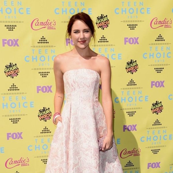 Here Are the Fiercest Red Carpet Looks of the Teen Choice Awards
