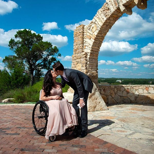 10 One-of-a-Kind Touches in This Inspiring Couple's Wedding