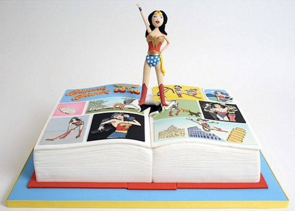 Book Cakes Will Be Your New Favorite Bakery Trend