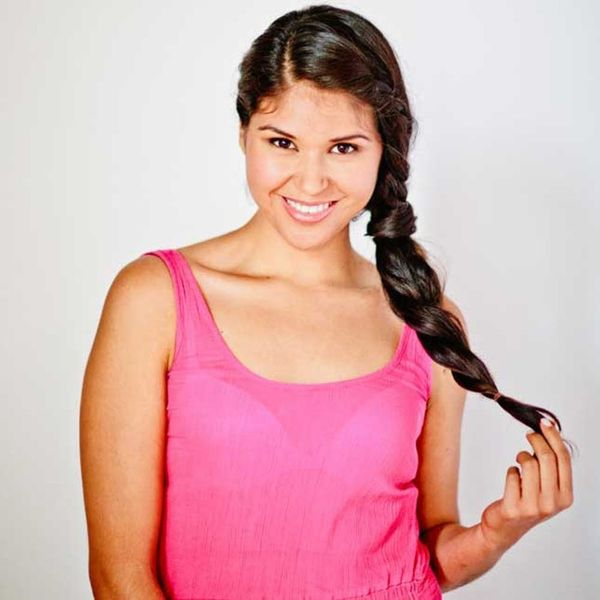 15 No-Heat #LazyGirl Weekend Hairstyles