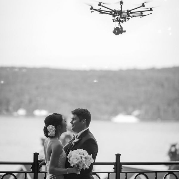10 Things You Should Know About Drone Wedding Photography