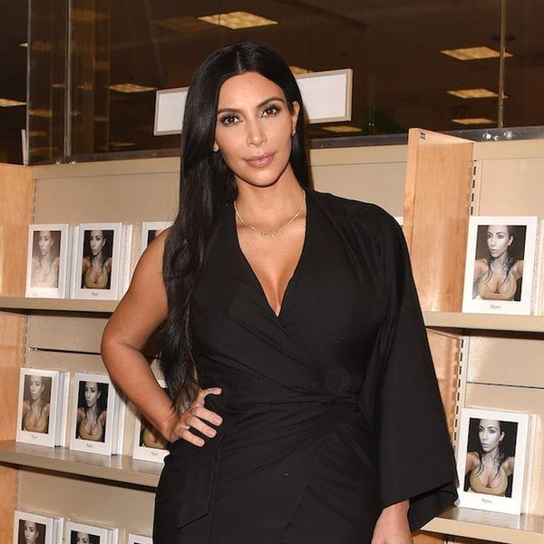 Why Kim Kardashian Had to Delete That Selfie
