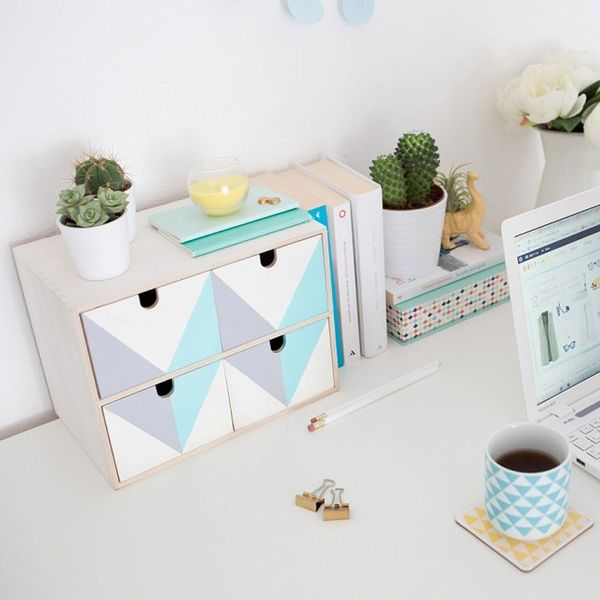 Try This IKEA Hack to Freshen Up Your Desk