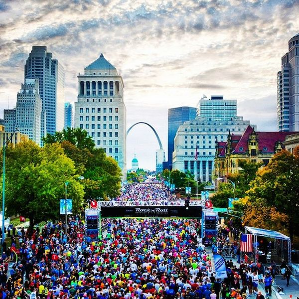 Want to Run Your First Half Marathon? These Are the Races for Y-O-U
