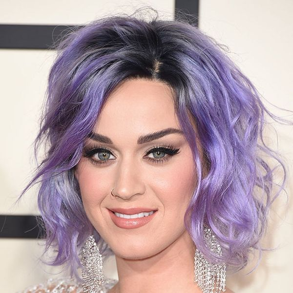 This Is NOT How We're Used to Seeing Katy Perry's Hair