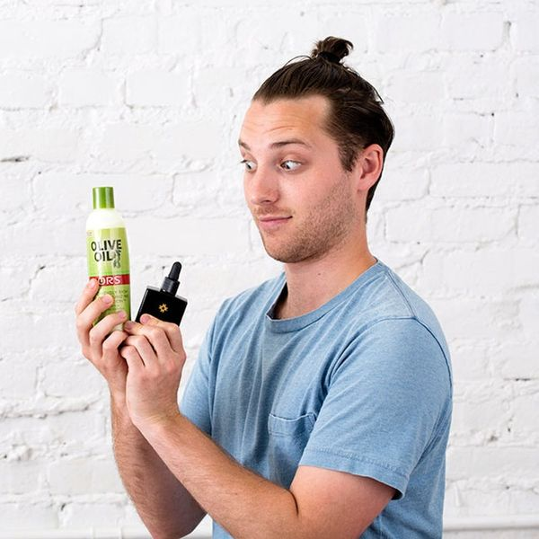 Growing My Man Bun, Week 2: Wait. I Have to Use Hair Products?!